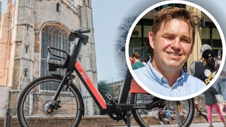 E-bike trials in Cambridgeshire and Peterborough have been approved