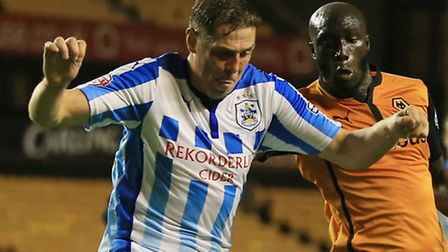 Grant Holt has agreed to end his Wigan Athletic contract early. Picture: Nick Potts/PA