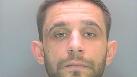 Jailed burglar Gjergj Sinani broke into the Fen Ditton home of his prospective landlord and threatened him with a screwdriver