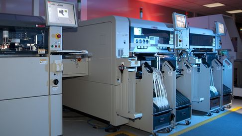 Interconics electronic manufacturing now part of the Vanilla group