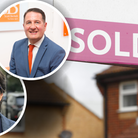 Property demand in Suffolk is particularly high at the moment