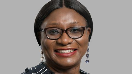 Councillor Sade Bright, the cabinet member for employment, skills and aspiration. Picture: LBBD