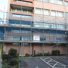 Clare House in Bow... now deemed structurally unsafe