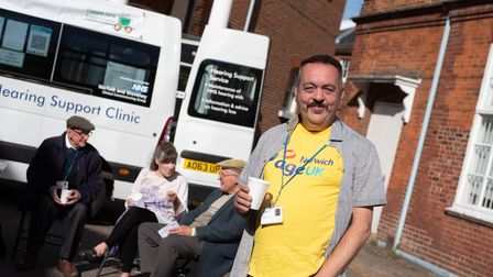 The Cuppa Care Project has been launched to tackle loneliness and isolation in Norwich. Stephen All