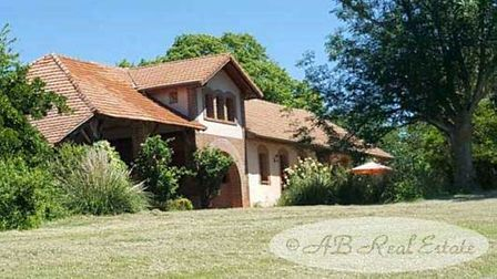 Farmhouse in rural France for sale