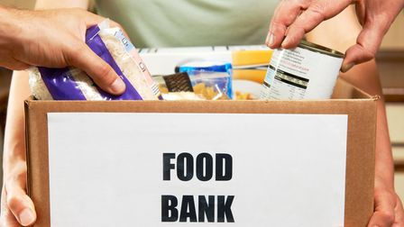 Try doing a reverse advent calendar this winter to help your local food bank