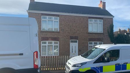 Cannabis house in Whittlesey