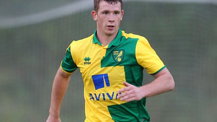 Joe Crowe will captain Norwich City Under-18s against Middlesbrough in the FA Youth Cup at Carrow Ro