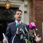 James Brokenshire who has died aged 53