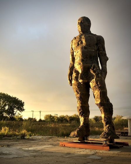 The Yoxman will watch over Suffolk in the coming years
