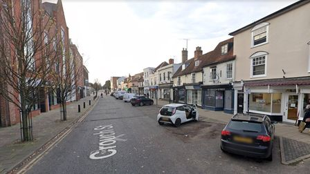 Crouch Street, Colchester