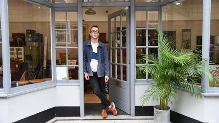 A new interior design shop house of heritage has opened in Bury PICTURE: CHARLOTTE BOND