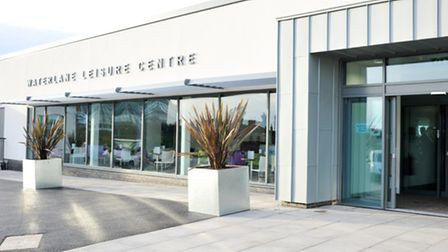 A £1 million refurbishment was finished at Waterlane Leisure Centre in April 2021.