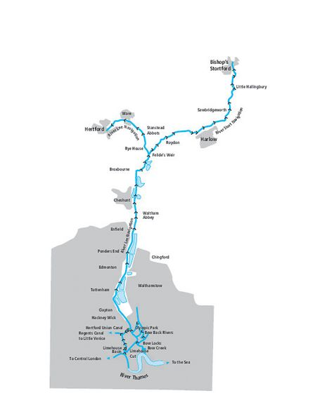 Canal cruise guide