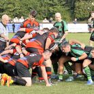 Scrum down at Withycombe