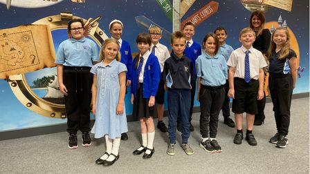 Wells Hall Primary School celebrate 'Good' Ofsted rating
