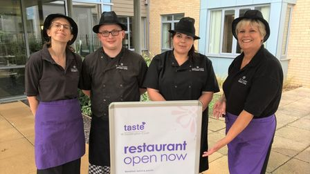 Doddington Court retirement community has received a five-star food hygiene rating following a recent inspection.