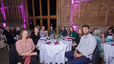 Businesses, friends and family turned out forKaty Stephenson's Target Ovarian Cancer event