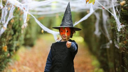 Kentwell Hall's Halloweenies event is a popular event with families and is back this year during October half-term