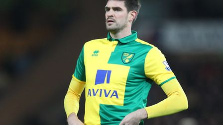 Kyle Lafferty could leave Norwich today. Picture by Paul Chesterton/Focus Images Ltd