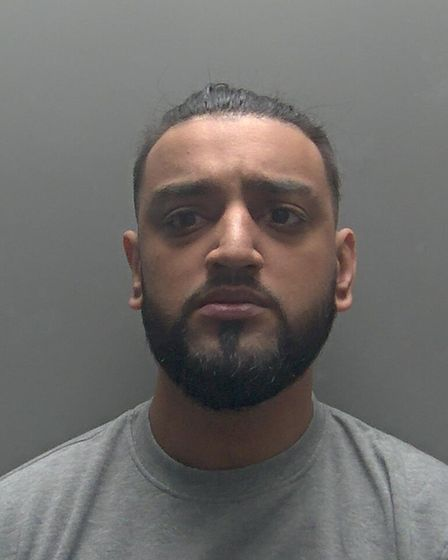 Sammi Sajid, 22, has been sentenced to 16 months in prison.