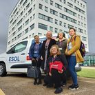 The College of West Anglia (CWA) will be taking language learning on the road, delivering free English lessons