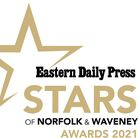 Submit your entry for the Stars of Norfolk & Waveney Awards 2021