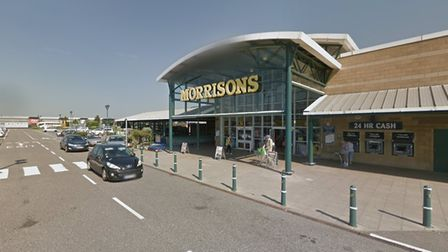 The bicycle was stolen outside the Morrisons in Iconfield Park, Harwich