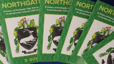Northgate history teacher Mr Guy has written a bookabout the history of the school