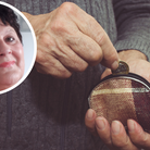 Lynne Patrick, from Little Fransham, had to wait five weeks for her first pension payment