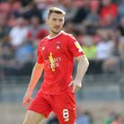 Craig Clay of Leyton Orient during Leyton Orient vs Oldham Athletic, Sky Bet EFL League 2 Football a
