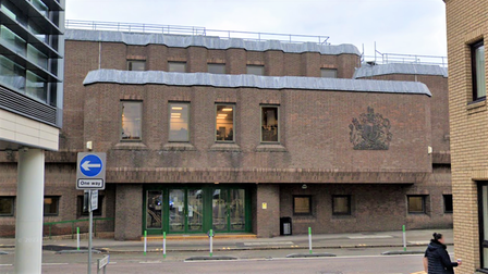 Chelmsford Crown Court (Google Streetview image)