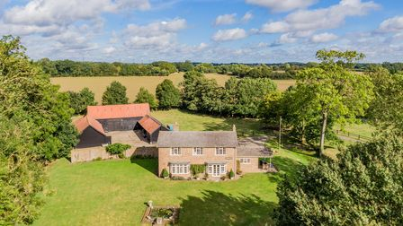 The Grange at Shimpling is now on the market.