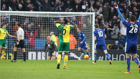 The phenomenon is being called the VardyQuake - despite striker Jamie Vardy not scoring since Leices