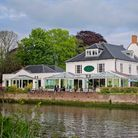 The Waveney House Hotel in Beccles