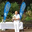 Richard Prince, pictured at Madeira Bowls Club