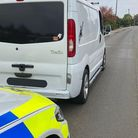Sunday morning in Ely and police stop this suspected drink driver.