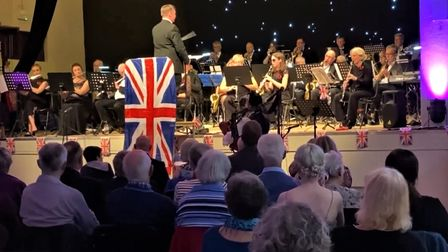 Last Night of the Proms in Great Dunmow