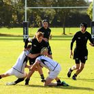 Langley School hosted their annual national rugby festival.