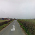 A man has sustained serious injuries after a crash in Barrow Hill Road