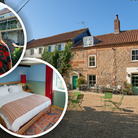 The Sculthorpe Mill in Fakenham was named the best place to stay in the East of England by The Sunday Times.