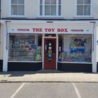 The Toy Box in Beccles, Suffolk say that they're struggling with stock in the build up to christmas
