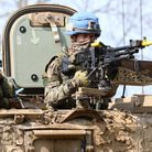 The second UK Taskforce to deploy to the United Nations Peacekeeping Operation in Mali is undertakin