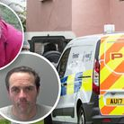 Peter Hartshorne-Jone has been given a life sentencing for killing his wife Silke at their home in Barham last year.