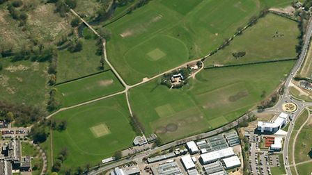 Picture by Mike Page.Picture shows:UEA Sports ground