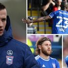 Paul Cook has decisions to make in his Ipswich Town forward line
