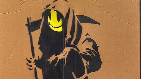 Banksy's piece, 'Wrong War',will be on display at Peterborough Museum and Art Gallery's new exhibition 'Urban'.