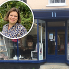 Ice of Ixworth owner SallyCansdale