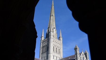Norwich Cathedral: We should all visit - and donate to - this beautiful and historic building.Pictur