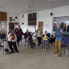 Exmouth singing group